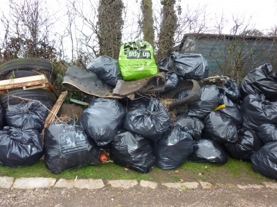 4 Litter Pick Winterton (18)
