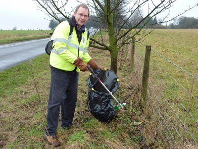 6 Appleby Litter Pick Feb 12 Risby Road again (3)