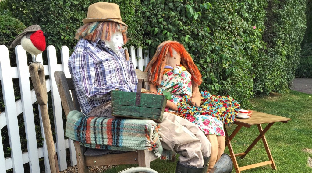 Open Gardens Scarecrows - 18 – Version 2