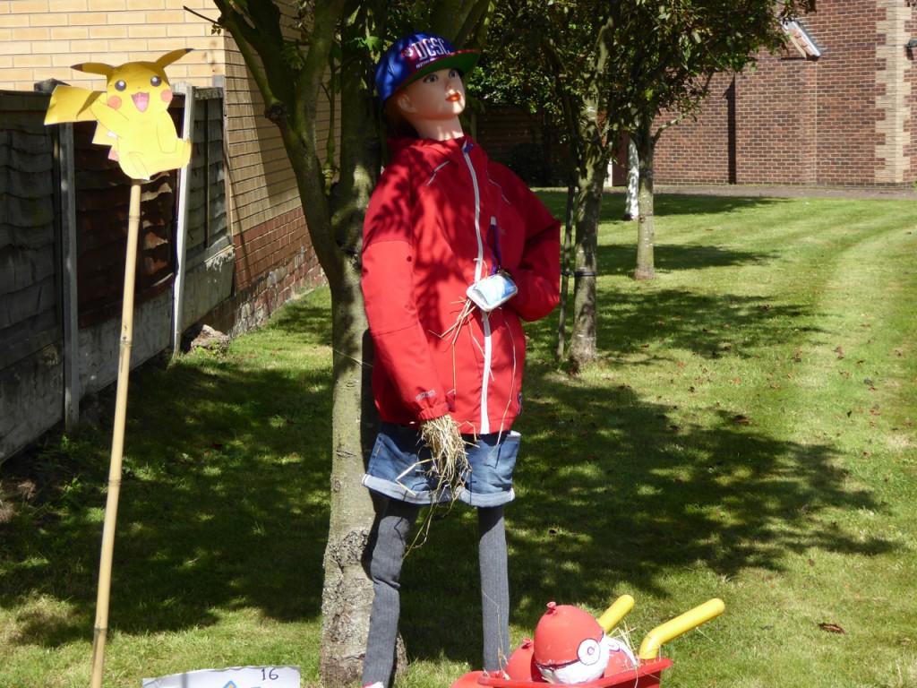 Appleby scarecrow