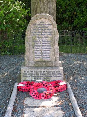 War memorial - 3