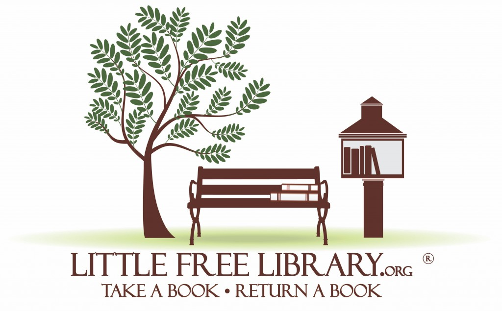 Little Free Library Official Logo