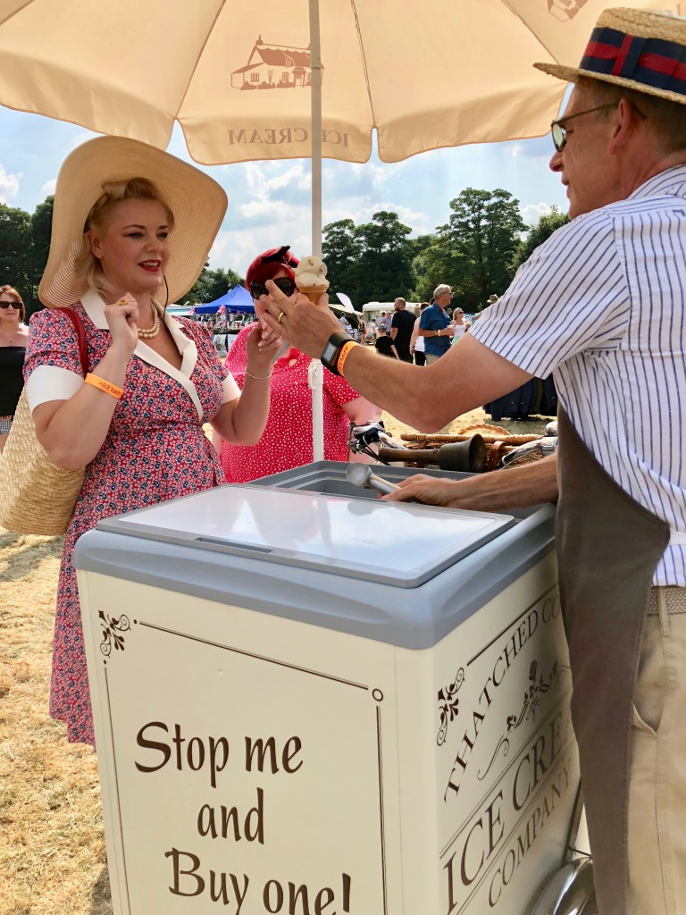1940s Day Ice Cream